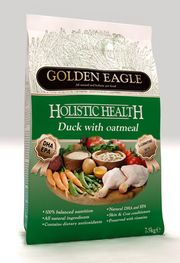 Holistic Duck with Oatmeal Formula